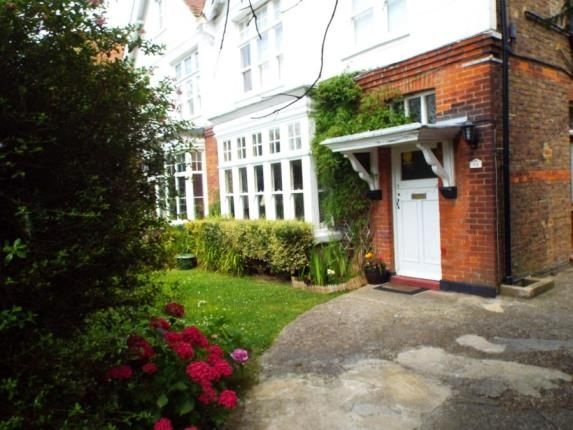 Thumbnail Flat for sale in Wykeham Road, Worthing, West Sussex