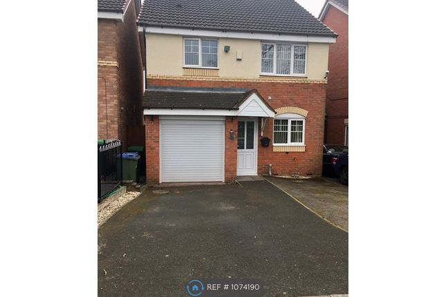 3 bed detached house to rent in Orchard Road, Walsall WS5