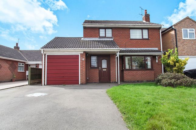 Thumbnail Detached house to rent in Wallingford Avenue, Nuneaton