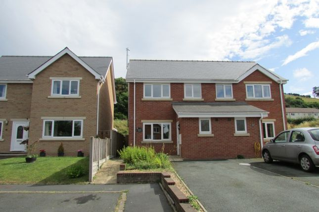 Thumbnail Semi-detached house to rent in Knucklas, Knighton