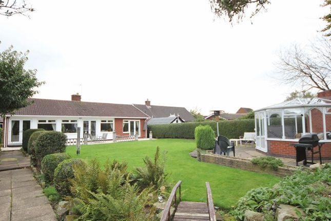 Thumbnail Detached bungalow for sale in Osmaston Road, Prenton, Wirral