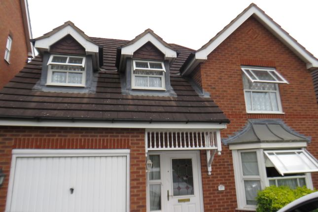 Thumbnail Property to rent in Malus Close, Hampton Hargate, Peterborough