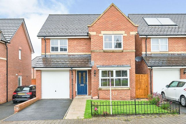 Thumbnail Detached house for sale in Tramside Way, Carlisle, Cumbria