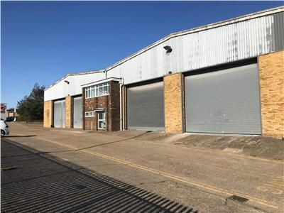 Thumbnail Industrial for sale in Cobbswood Industrial Estate, Brunswick Road, Ashford, Kent