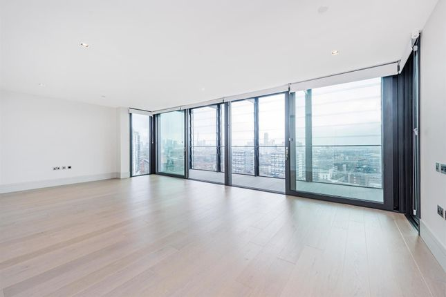 Thumbnail Flat for sale in Merano Residences, 30-34 Albert Embankment, Vauxhall, London