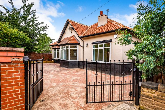 Thumbnail Detached bungalow for sale in Pollitt Street, Barnsley
