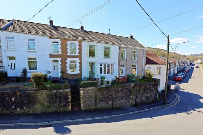 3 bed terraced house for sale in Maesycoed Road, Pontypridd CF37