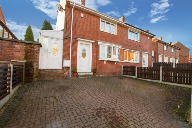Thumbnail Semi-detached house for sale in Lovetot Road, Rotherham