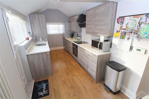 Kitchen of Cornwall Avenue, Blackpool FY2