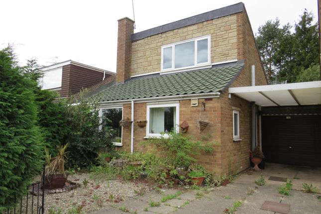 Thumbnail Bungalow for sale in Meadow Way, Hellesdon, Norwich