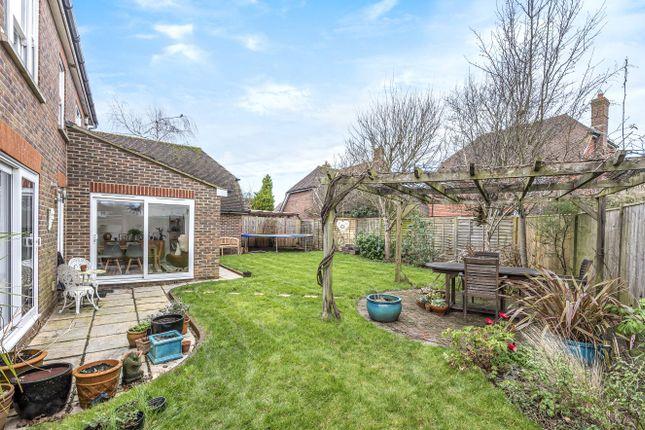Rear Garden of Turner Avenue, Billingshurst, West Sussex RH14