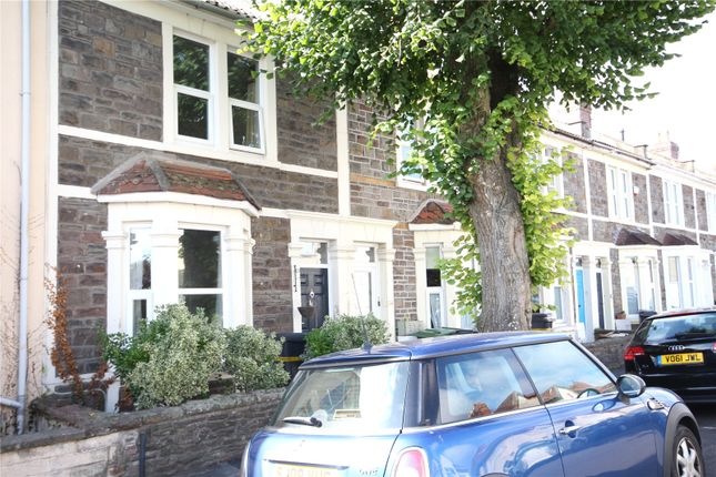Thumbnail Terraced house to rent in Lawn Road, Bristol