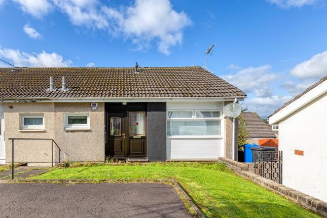 Thumbnail Semi-detached bungalow for sale in 8 Brodick Square, Bishopbriggs G641Nr