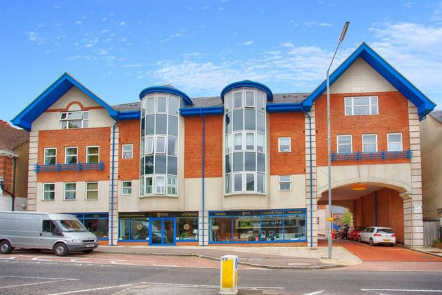 Thumbnail Flat to rent in Warwick House, St Albans, Herts