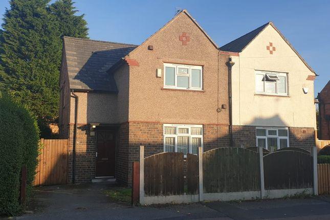 3 bed semi-detached house to rent in Westminster Street, Alvaston, Derby DE24