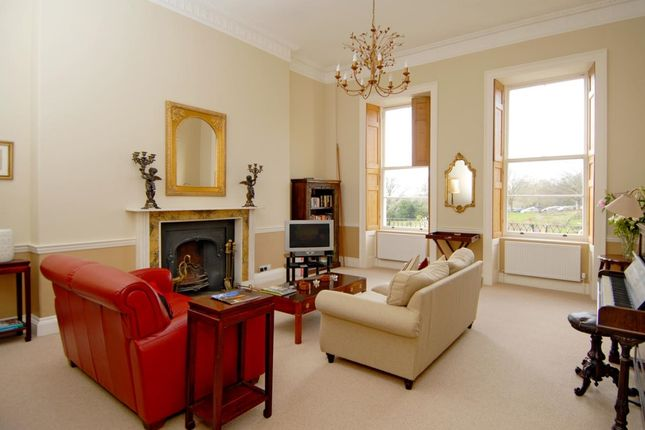 Thumbnail Flat to rent in Marlborough Buildings, Bath, Somerset