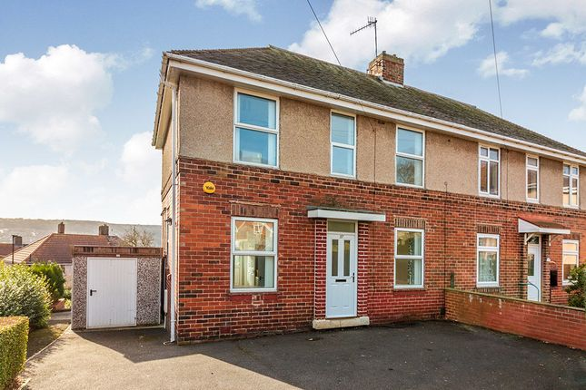 Thumbnail Semi-detached house for sale in Owlings Road, Hillsborough, Sheffield