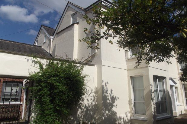Thumbnail Flat to rent in 135 Topsham Road, Exeter
