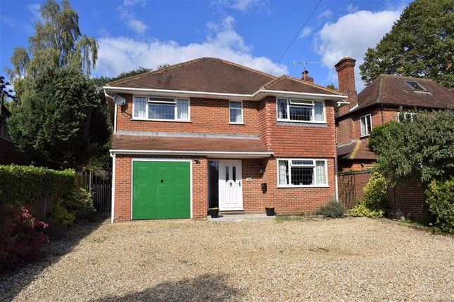 Thumbnail Detached house for sale in Manor Road, Aldershot, Hampshire