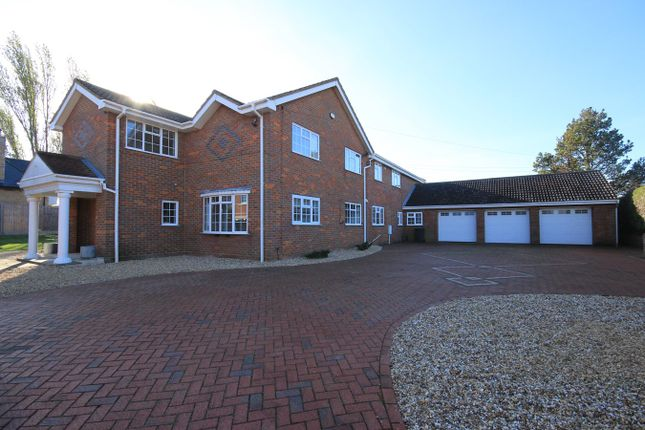 Thumbnail Detached house to rent in Flitton Road, Pulloxhill, Bedford