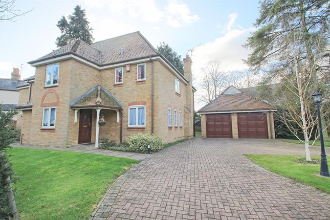 Thumbnail Detached house for sale in Beaumont Park Drive, Roydon, Harlow