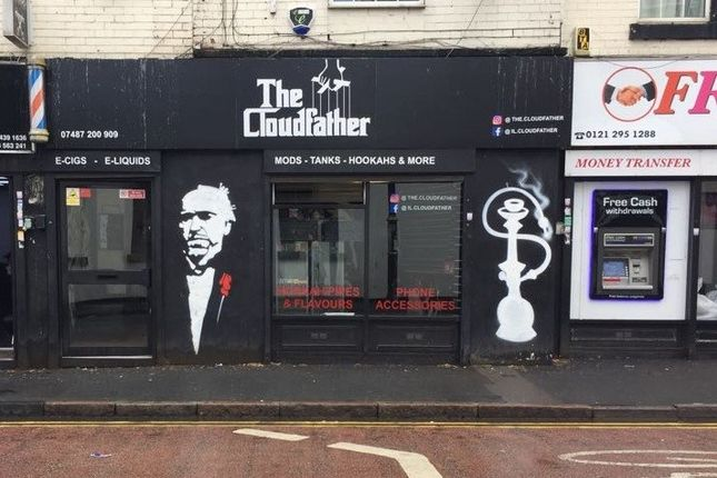 Thumbnail Retail premises to let in The Cloudfather, Ladypool Road, To Let