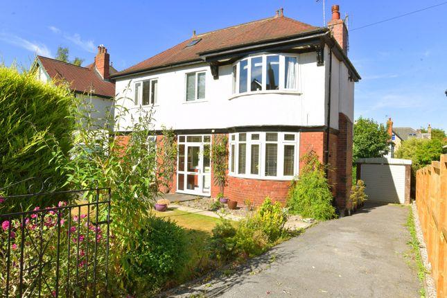 Thumbnail Flat for sale in Harlow Oval, Harrogate