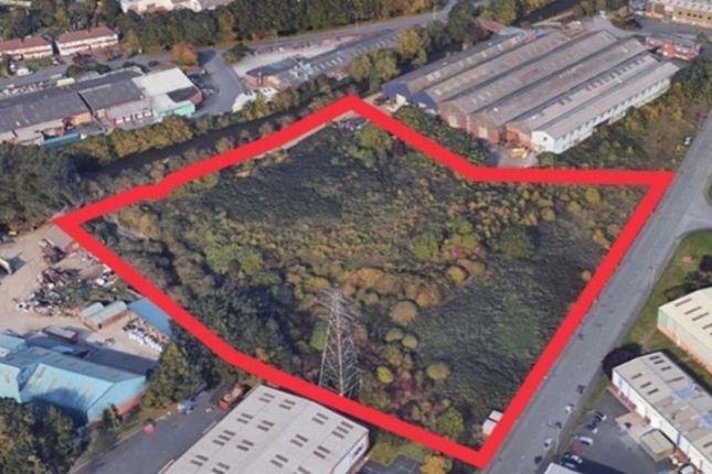 Thumbnail Land for sale in Land At Narrowboat Way, Dudley, Narrowboat Way, Brierley Hill, Dudley