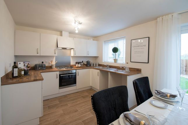 "3 bedroom property for sale in ""The Leathley"" at Wellington Road, Northwood, Stoke-On-Trent"