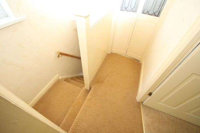 Stairway of Park Avenue, New Lodge, Barnsley S71