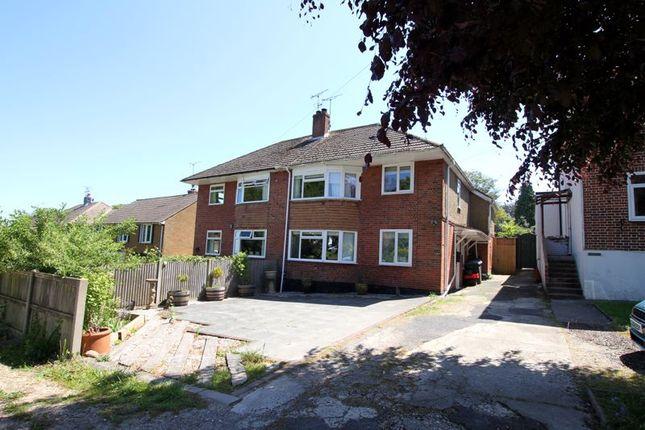 Thumbnail Semi-detached house for sale in Upper Street, Kingsdown, Deal
