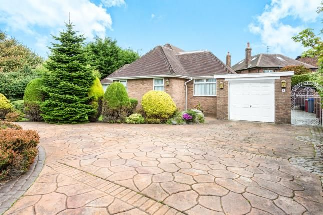Thumbnail Bungalow for sale in North Park Drive, Blackpool, Lancashire, .