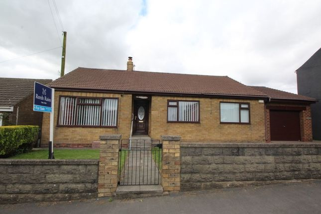 Thumbnail Bungalow for sale in Front Street North, Cassop, Durham
