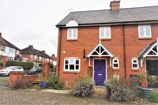 Thumbnail End terrace house for sale in Wharf Street, Warwick