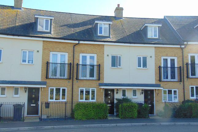 Thumbnail Town house to rent in Jack Dunbar Place, Ashford