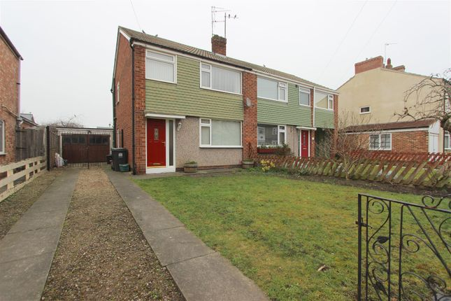 Thumbnail Semi-detached house to rent in Eastbourne Road, Darlington