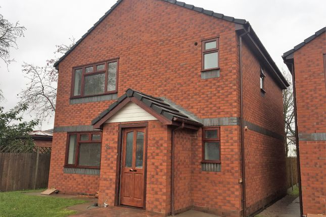 Thumbnail Detached house to rent in Manfield Avenue, Walsgrave On Sowe, Coventry, West Midlands