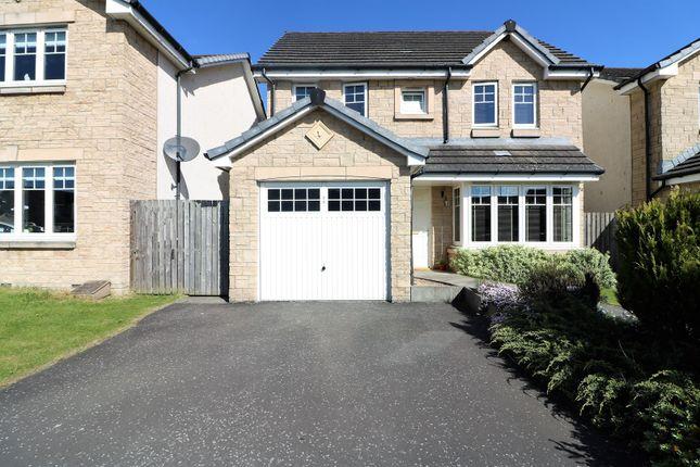 Thumbnail Detached house for sale in Lind Place, Bonnybridge
