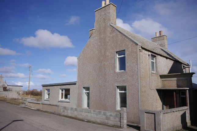 Thumbnail Detached house for sale in Sanday, Orkney