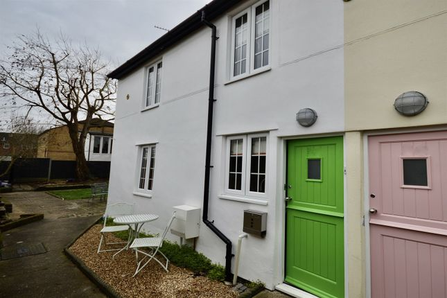 2 bed end terrace house for sale in Church Street, Braintree CM7