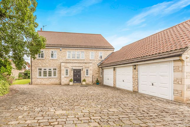 Thumbnail Detached house for sale in Quaker Lane, Warmsworth, Doncaster