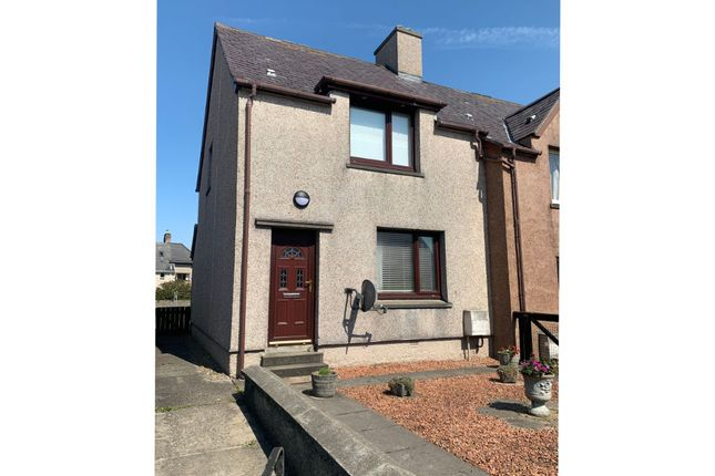 Thumbnail End terrace house for sale in Nicolson Road, Stornoway, Isle Of Lewis