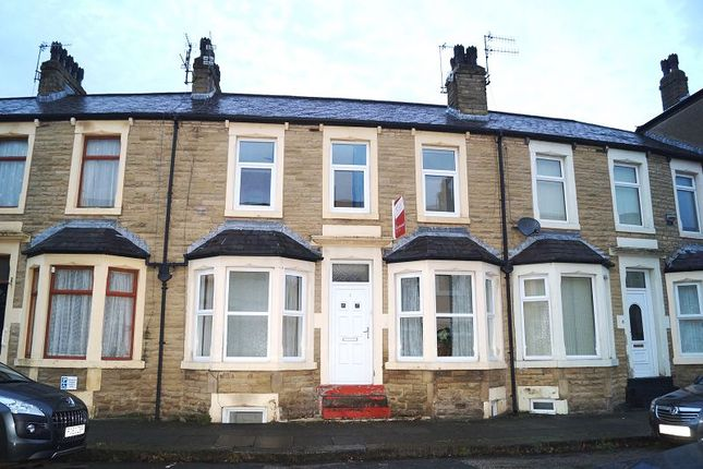 Thumbnail Terraced house to rent in Roseberry Avenue, Morecambe
