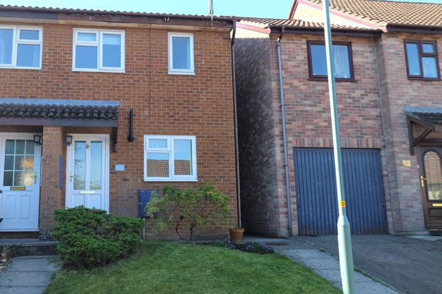 2 bed end terrace house to rent in Nash Way, Coleford GL16