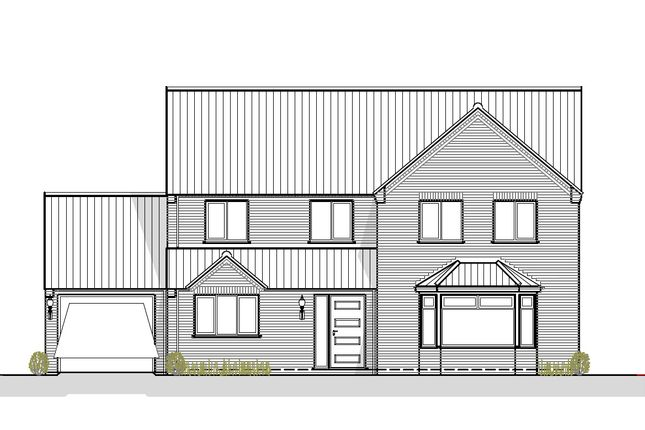 Thumbnail Detached house for sale in Gayton Road, East Winch, King's Lynn