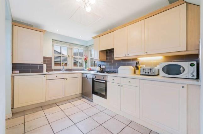Kitchen of Jackson Drive, Glasgow, Lanarkshire G33