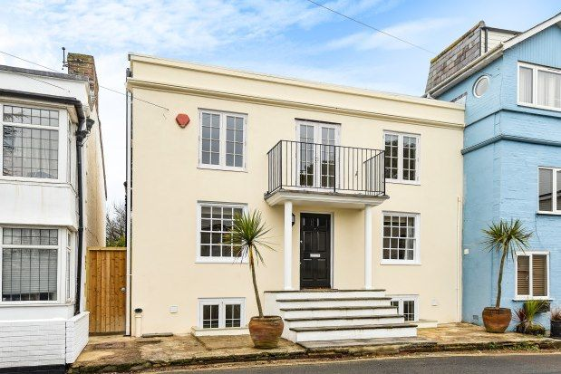 Thumbnail Town house to rent in Kings Saltern Road, Lymington