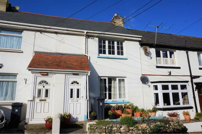 Front View of Marmora Terrace, Clapps Lane, Beer, Seaton EX12