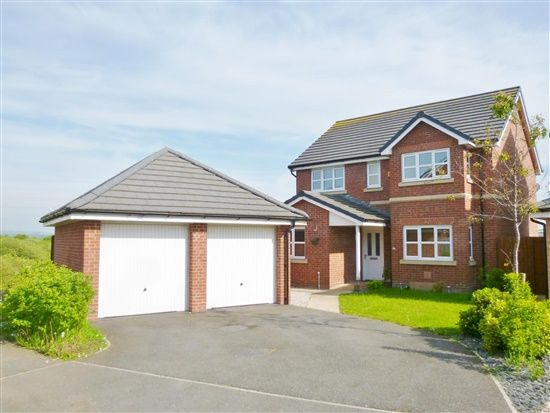 Thumbnail Property for sale in Kingfisher Drive, Morecambe