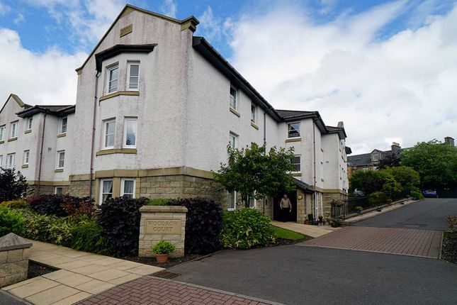 Thumbnail 1 bedroom flat for sale in Woodrow Court, Kilmacolm